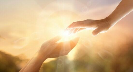 Entregue nas mãos de Deus
