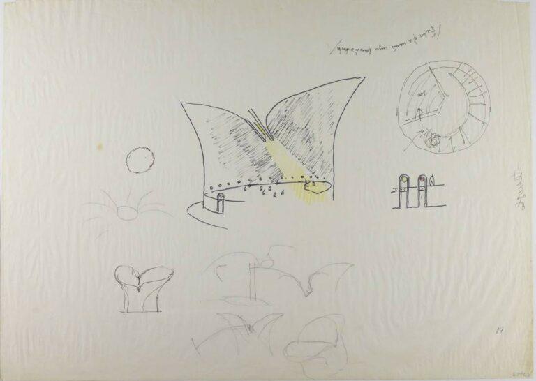 Detalhes do projeto do Museu da Bíblia