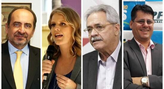 Candidatos à Prefeitura de Belo Horizonte