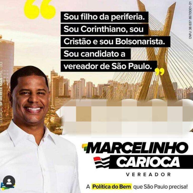 Ex-jogador Marcelinho Carioca
