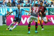 Grêmio e Athletico-PR