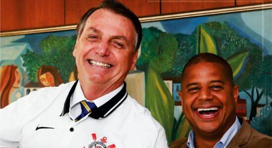 Marcelinho Carioca defendeu Bolsonaro