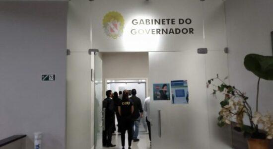 PF vai ao gabinete do governador Helder Barbalho