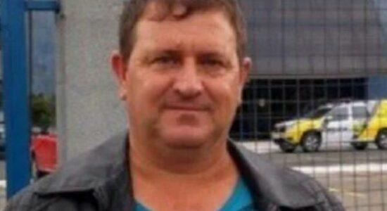Ênio Pasqualin foi morto a tiros no interior do PR