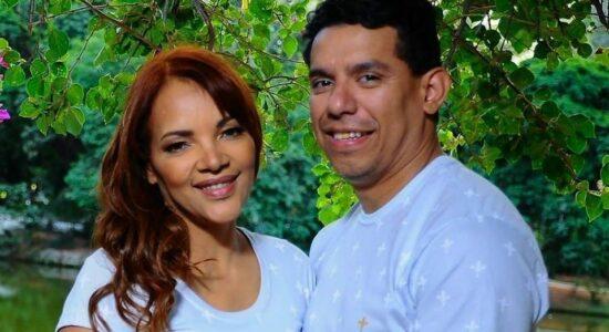 Flordelis dos Santos e o marido, Anderson do Carmo