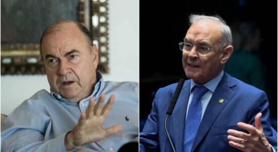 Cesar Maia presta homenagem ao senador Arolde de Oliveira
