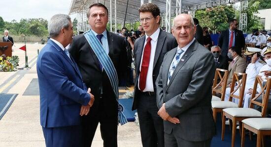 Ministro Ricardo Salles chamou Luiz Eduardo Ramos de Maria Fofoca