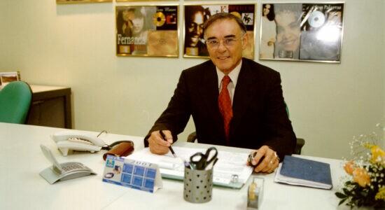 Visionário, Arolde de Oliveira faz parte da história do gospel