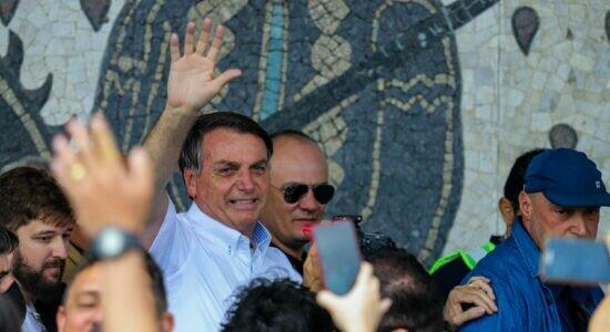 Bolsonaro visita o Nordeste