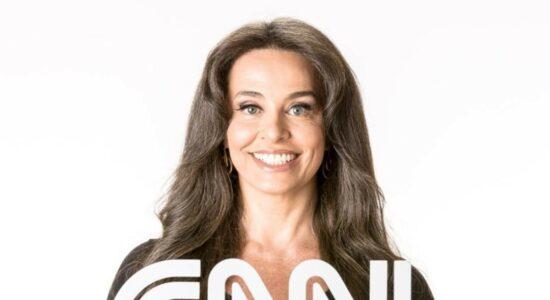 Carla Vilhena é a nova aquisição da CNN Brasil