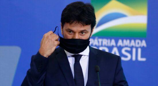 Ministro Fabio Faria