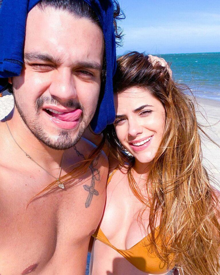 Luan Santana e Jade Magalhães estavam juntos há 12 anos