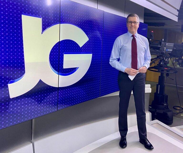 Márcio Gomes deixa a Globo após 24 anos