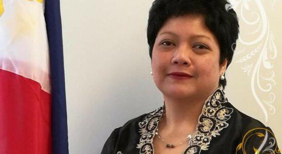 Novas agressões de embaixadora das Filipinas estão sendo investigadas
