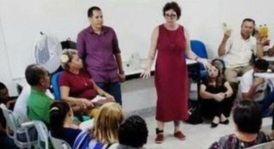 Márcia Lucena tentará se reeleger usando tornozeleira