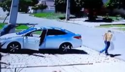 Homem foi preso após reagir a assalto