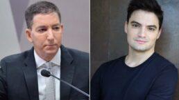 Glenn Greenwald e Felipe Neto