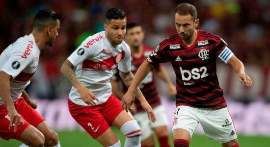 Flamengo e Internacional empataram