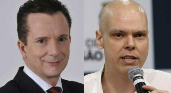 Celso Russomanno e Bruno Covas estão tecnicamente empatados, diz Ibope