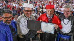 Lula recebeu o título em 2017