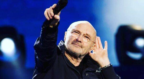 Phil Collins processa ex-mulher por invadir casa de US$ 40 milhões em Miami