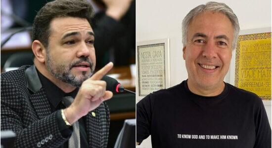 Deputado Marco Feliciano rebateu críticas feitas pelo pastor Coty