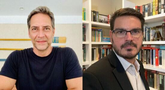 Lacombe sobre Constantino: Estou muito feliz com a contratação do meu amigo