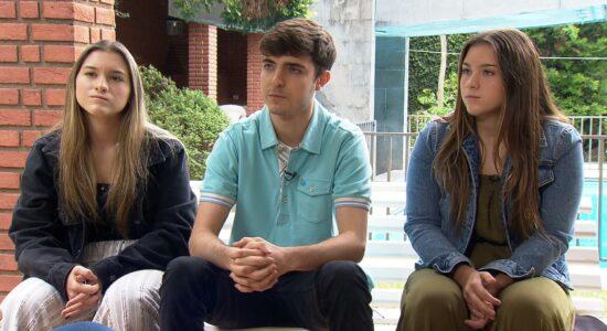 Filhos do apresentador Gugu Liberato