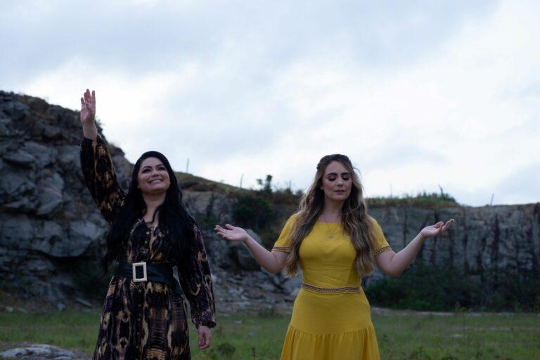 Gislaine e Mylena lançam single e clipe de Meu Milagre