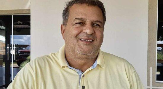 Isaac Lima, prefeito da cidade acreana de Mâncio Lima