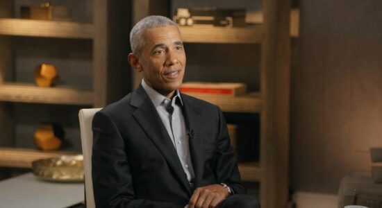 Obama em entrevista ao Conversa com Bial