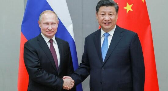 russia china