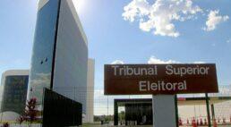 Fachada do prédio do Tribunal Superior Eleitoral