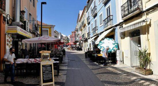 Caso foi registrado na cidade de Almada, em Portugal