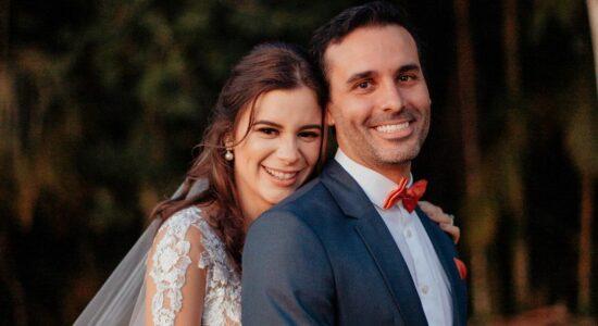 Casamento da cantora gospel Luma Elpídio e do evangelista Igor Siracusa