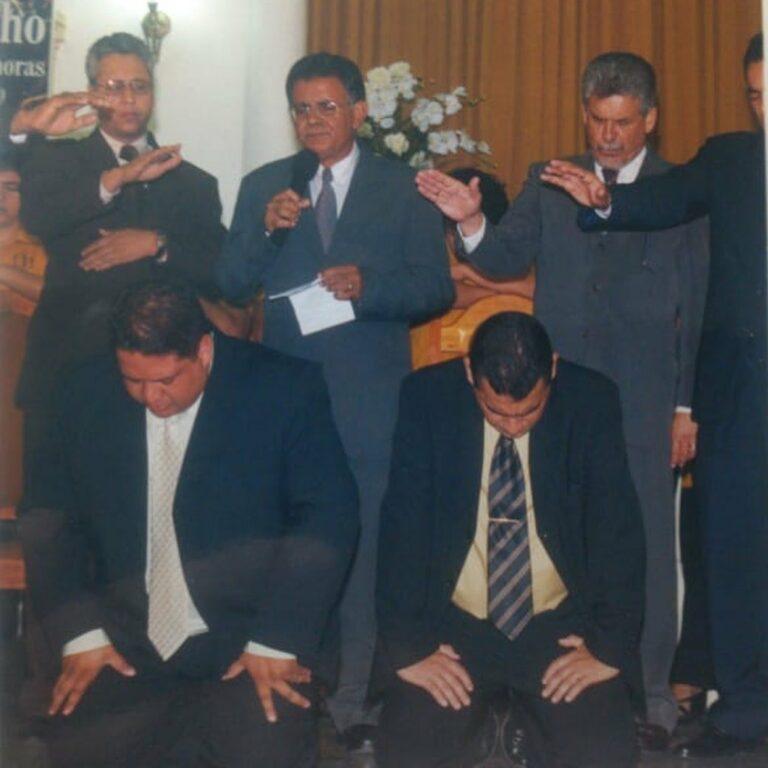Fernandinho completou 16 anos de ordenação pastoral