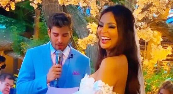 Carol Nakamura se casa com Guilherme Leonel: Dia mais feliz da minha vida
