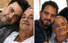 Pai de Zezé di Camargo e Luciano morreu após ficar alguns dias internado