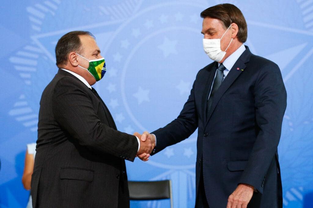 Lançamento do Programa Saúde com Agente contará com a presença do presidente Jair Bolsonaro