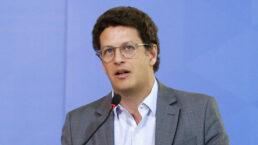 Ex-ministro do Meio Ambiente, Ricardo Salles