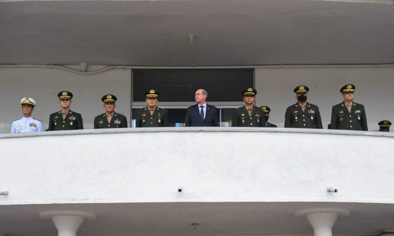 Ao todo, 401 alunos se formaram na Escola de Sargentos do Exército