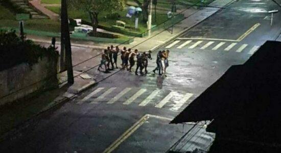 Bandidos usaram reféns em Cametá de modo parecido com ocorrido em Criciúma