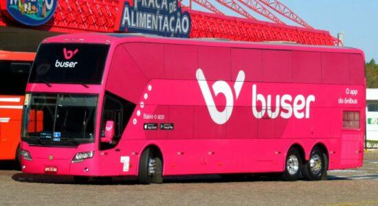 Buser é o aplicativo de ônibus mais conhecido atualmente