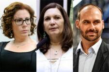 Deputados da base do presidente Jair Bolsonaro são os mais influentes nas redes
