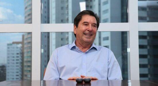 Maguito Vilela morreu após lutar por quase três meses contra complicações da Covid