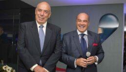Amilcare Dallevo Jr e Marcelo de Carvalho