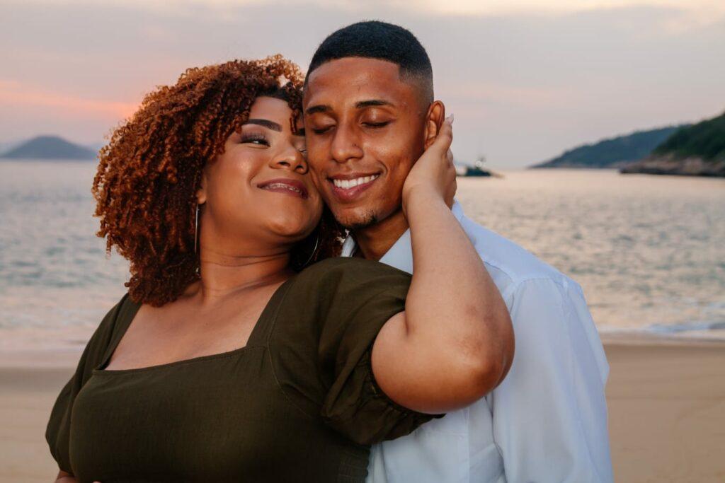 Recém casados, Cassia e Gabriel declaram ter vivido milagre