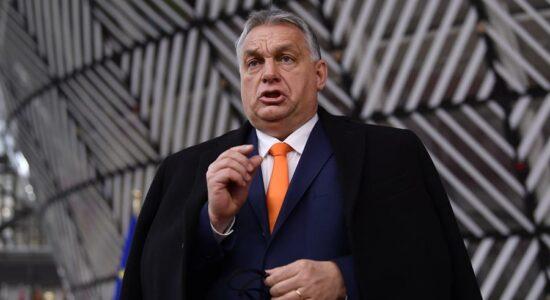 Primeiro-ministro da Hungria Viktor Orbán