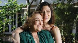 Nicette Bruno e a filha, Beth Goulart