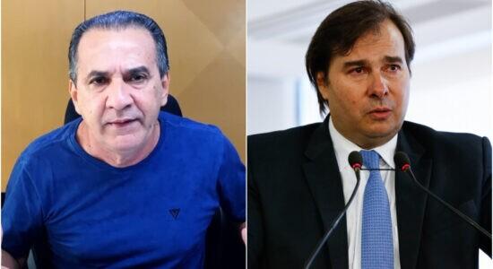 Pastor Silas Malafaia detona deputado Rodrigo Maia